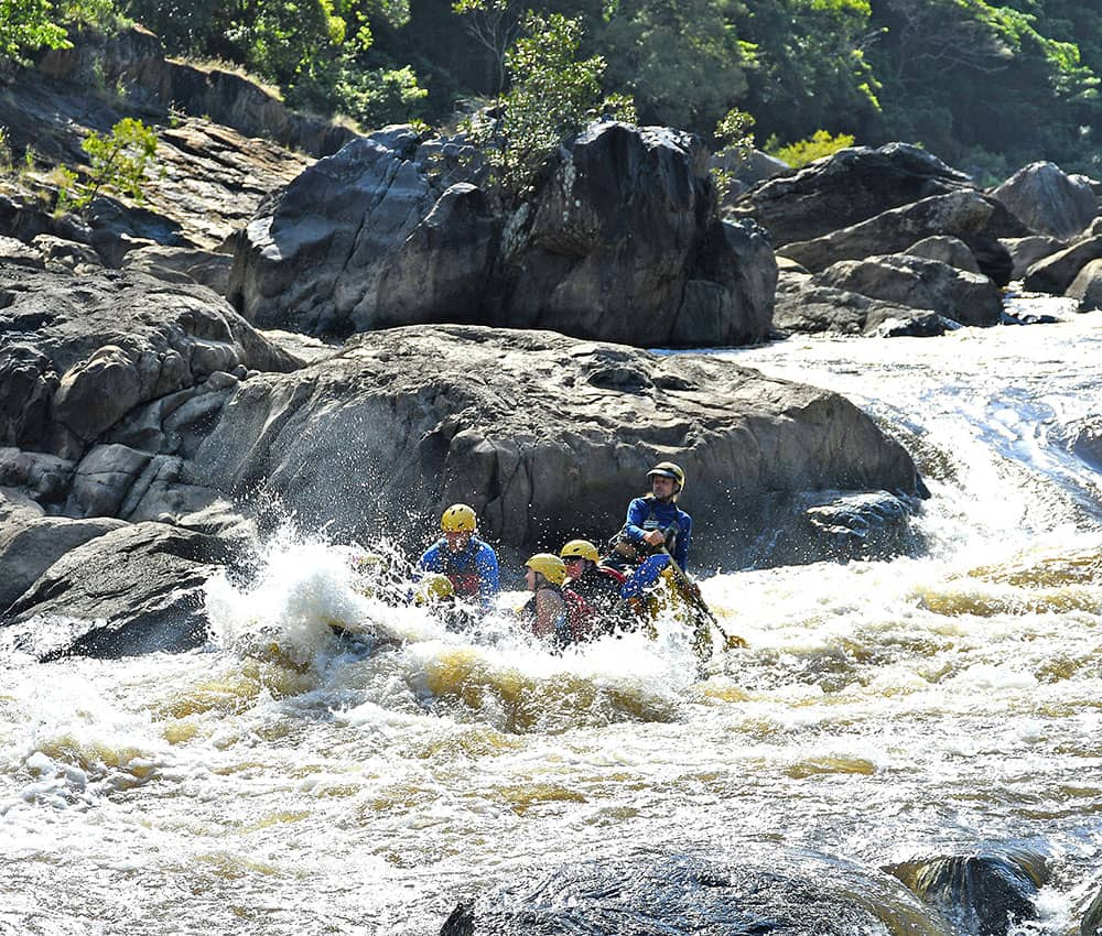 Barron River Rafting Tours