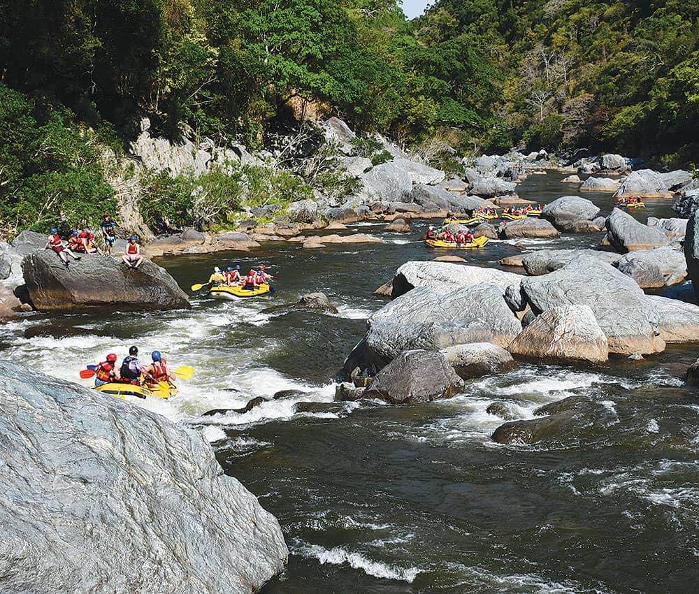 Australia's Best Rafting Rivers